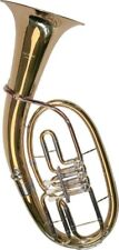 Bb TENORHORN, 3 VENTILE, TOP INSTRUMENT