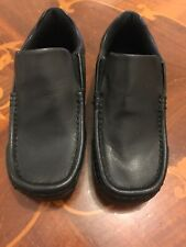 Black School Shoes, Unisex, Size 10
