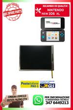 FLAT FLEX LCD SCHERMO DISPLAY INFERIORE PER NINTENDO NEW 2DS XL
