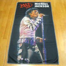 Michael Jackson Handtuch,kopfkissen Decke 75cm x 40cm für MJ Fans 0578