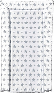 East Coast Nursery Ltd Changing Mat Grey Stars, Multi