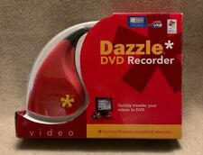 Dazzle DVD RECORDER (Old Version) Quick Transfer Your Video to DVD Pinnacle