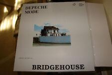Depeche Mode - Brigehouse LIVE! (London, October 30th, 1980) RARE PROMO LP! EX!