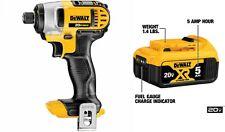 DEWALT 20V Max XR Lithium Ion Battery Pack - DCB205