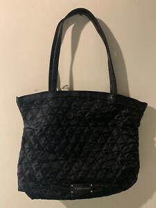 Victoria Secret Pink BLACK Tote Bag