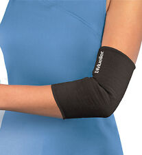 **NEW** Mueller Elastic Elbow Support Sleeve (415) - Black