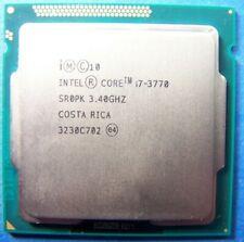 Intel Core i7-3770 3.40 GHz SR0PK Lga 1155