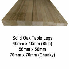 Solid Wood Table Leg Furniture Parts