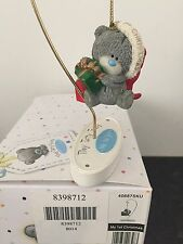 ME TO YOU TATTY TEDDY BEAR 1ST XMAS TREE HANGING DECORATION - MY FIRST CHRISTMAS
