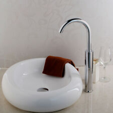 Electronic Sensor Touchless Bathroom Sink Faucet Commercial Free Hands Mixer Tap