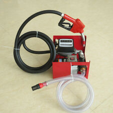 Disel Fuel Transfer Pump Station 220V New fast shipping  a1