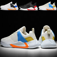 Men's Fashion Casual Running Shoes Walking Athletic Sneakers Jogging Sports Gym