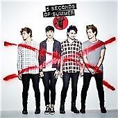 5 Seconds of Summer cd 12 tracks 2014 She Looks so Perfect Don't stop