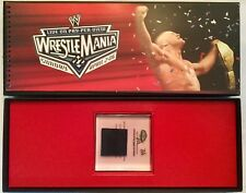 Wrestlemania 22 WWE Pay Per View Authentic Ring Canvas 1 of 2000