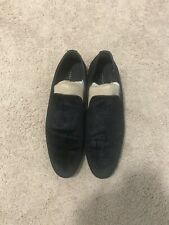 Zara Embossed Loafers 10