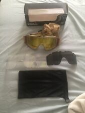New listing LANCER TACTICAL AIRSOFT MILSIM GOGGLES