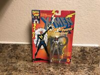 Vintage Marvel Comics X-Men Power Glow Storm Action Figure Toy Biz 1993