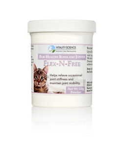 Flex - N - Free for Cats   Joint Health