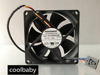 1pc FOXCONN  PVA080G12R fan 80*80*25mm 12V 0.80A PWM 4pin