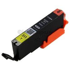 1 CANON CARTUCHO ORIGINAL CLI551 Amarillo MX725 MX925 Mg5450 Mg5550 Mg6350