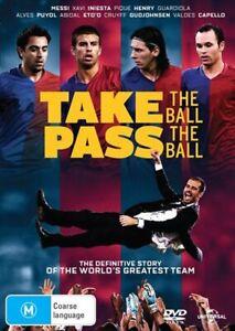 Barca - Take The Ball, Pass The Ball DVD