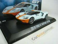 FORD GT HERITAGE EDITION 2019 1/43 GREENLIGHT (GULF BLUE)