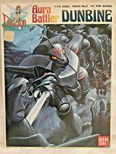 Aura Battler #5 Dunbine for Tod Guines 1/72 Bandai (Discontinued & Rare)