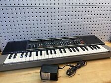 Vintage Casio Casiotone MT-210 Electronic Musical Instrument Keyboard