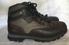 TIMBERLAND Womens Size 6.5  Leather Lace Up Hiking Boots 95692 0955