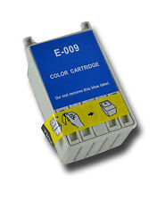 1 T009 Colour non-OEM Ink Cartridges For Epson Stylus Photo 1280 1290 1290S