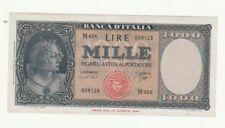 italia 1000  lire Medusa 1961 BB/SPL  VF/ XF Pick 88d  seriale M406009128