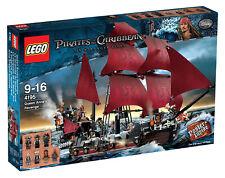 Lego 4195 Queen Anne's Revenge - Pirates Caribbean Sealed MISB NEW OVP for 4184