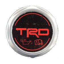 🔥 Genuine OEM NEW TRD Forged Billet Oil Cap for Toyota RAV4 PTR35-00110 🔥