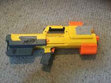 Pre Owned Nerf Deploy CS-6  Gun.  MISSING THE Darts.  See Pictures.