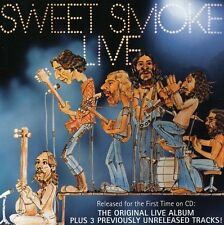 Sweet Smoke - Live [New CD]