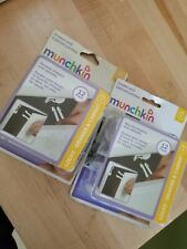 Munchkin Drawer And Cabinet Latches, Baby Safety Set Of 2 Boxes Of 12