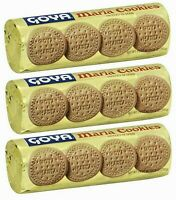 Goya Maria Cookies, 7 Oz (Pack of 3)