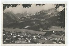 POSTCARD SWISS , SUISSE , CHATEAU D' OEX