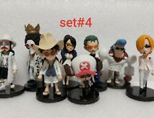 ONE PIECE anime toy collectible figure set collection