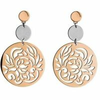 2Jewels Orecchini Donna In Acciaio Pvd Rose Gold SO MUCH 261151
