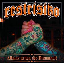 RESTRISIKO - ALLIANZ GEGEN DIE DUMMHEIT   CD NEUF