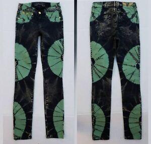 New Women's ROBIN'S JEAN sz 24 JANE Skinny Jeans
