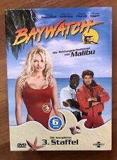 Baywatch, DVD - Box, Staffel 3, David Hasselhoff, Pamela Anderson, NEU