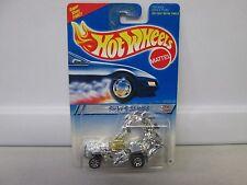 Hot Wheels Silver Series Rodzilla 2/4 No 323 Shiny Chrome
