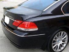 FITS BMW 750I 750LI 2006-2008 FLUSH MOUNT REAR TRUNK SPOILER - UNPAINTED