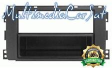 Mascherina Autoradio Doppio Din SMART 2006 A 2010 Cassetto Cornice 3/392 Nero