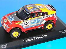 MITSUBISHI PAJERO EVOLUTION DAKAR 2005  NOREV 1/43