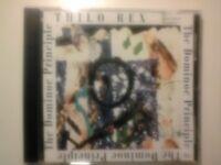 THILO REX- THE DOMINOE PRINCIPLE (1991). RARO CD.
