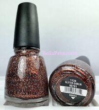 China Glaze Nail Polish Glitter Goblin 1134 Halloween Collection Multi Glitter