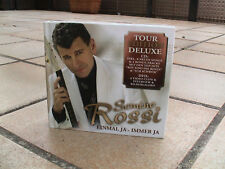 SEMINO ROSSI EINMAL JA-IMMER JA (Tour Edition Deluxe 8 neue Songs) CD + DVD